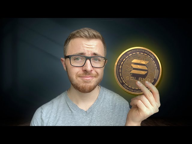 ALL-IN on SOLANA!!! (Why SOL is a MILLIONAIRE-MAKER Crypto) #Solana #SOL