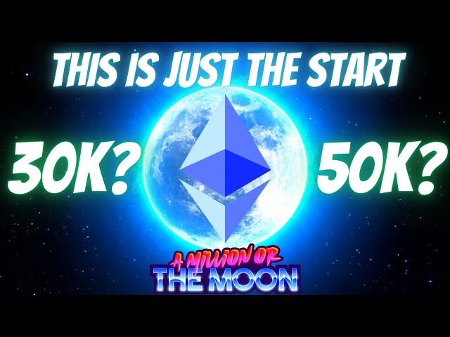 Ethereum ETH News - WHY ETH IS DESTINED TO MOON & HIT 30k!!! Major Ethereum 2.0 Roll-Outs Soon!!!