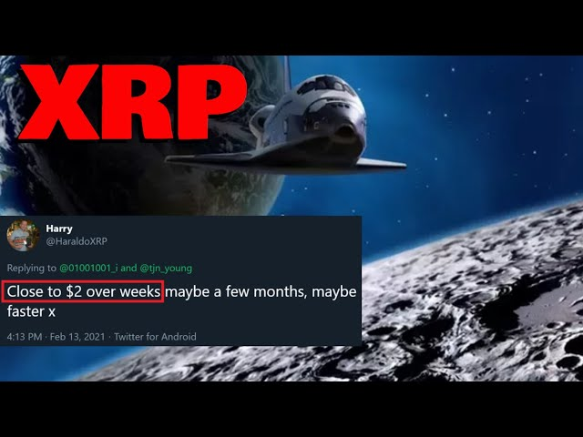 Analyst: XRP @ $2.00 Possibly WITHIN WEEKS | Analyst 2: I… #Ripple #XRP
