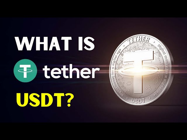 What is Tether USDT Cryptocurrency? (Simply Explained) #Tether #USDT