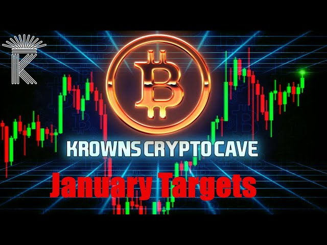 Bitcoin's BIGGEST OPPORTUNITY OF 2021! January 2021 Price… #Bitcoin #BTC