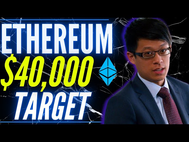 Realistic Ethereum Price Prediction (2021) - ARK invest Quant Analyst REVEALS why ETH can hit $40000