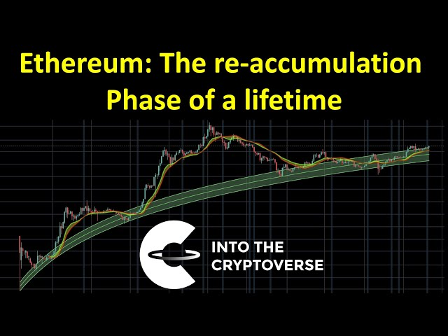Ethereum: The re-accumulation phase of a lifetime