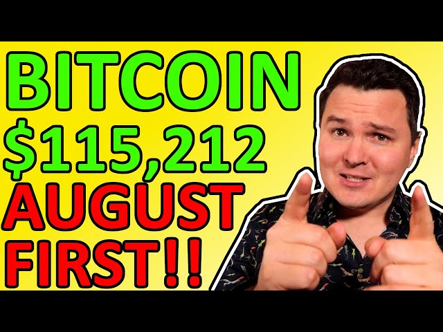 Bitcoin Price Prediction, Price To Double by August! HUGE… #Bitcoin #BTC