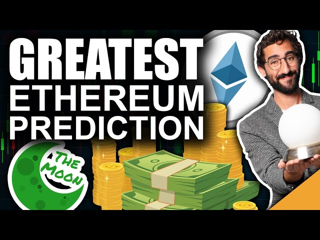 Greatest Ethereum Prediction of 2021 (ETH Technical Analy… #Ethereum #ETH