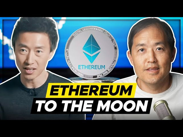 Going BIG on Ethereum w/ James Wang former ARK Analyst (E… #Ethereum #ETH