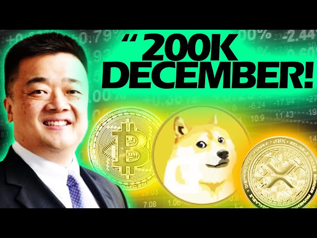 DONT SELL YOUR DOGE ETH BITCOIN XRP!!!!!! BULL RUN COMING… #doge #dogecoin