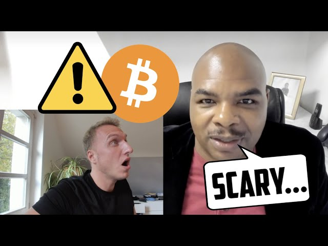 #Bitcoin #BTC THIS IS VERY, VERY SCARY NEWS FOR BITCOIN!!!!!!!!!! [but there are some good news..]