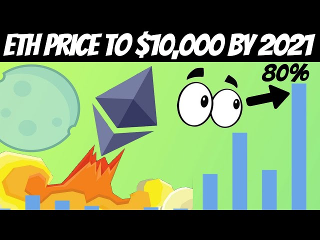 #Ethereum #ETH Ethereum 2.0 is Here | Get Ready For the Biggest Price Explosion | ETH = $10,000 by the End of 2021