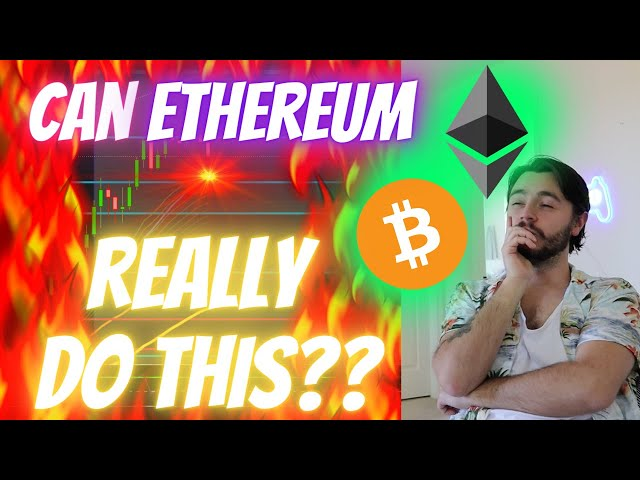 ETHEREUM *ERUPTION* HASN'T EVEN BEGUN! – WHAT IS HAPPENIN… #BTC