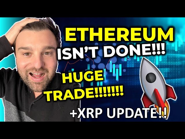 [EMERGENCY!!] TAKE THIS ETHEREUM TRADE NOW! // THE ETHERE… #Ethereum #ETH
