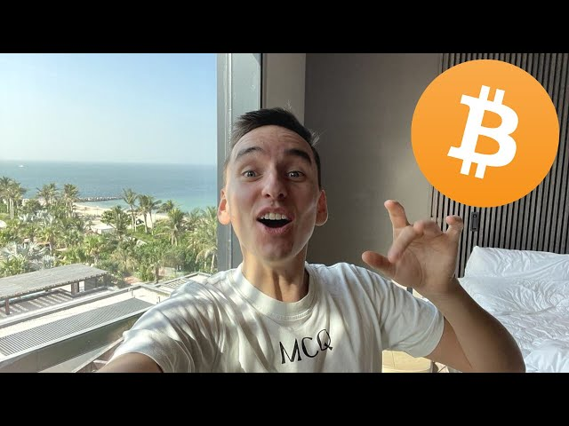 BITCOIN IS EXPLODING!!!!!!!!!!!!! [this is my next target]