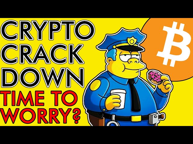 #Bitcoin #BTC BREAKING! 193,000 BITCOIN AT RISK IN MAJOR CRACK DOWN BY AMERICAN REGULATORS! [Time to Worry?]