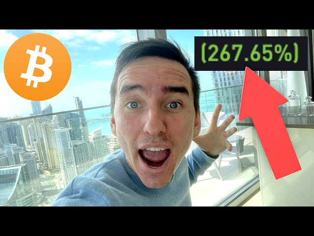 NEXT BITCOIN TARGET IS IMMINENT!!!!! HUGE PROFITS ON BYBI… #Bitcoin #BTC