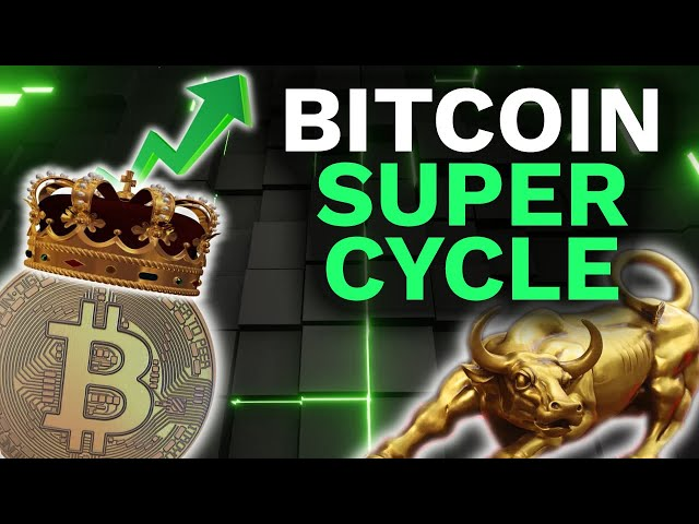 SHOCKING DATA!! Bitcoin SUPER CYCLE is upon us! Targets $… #BTC