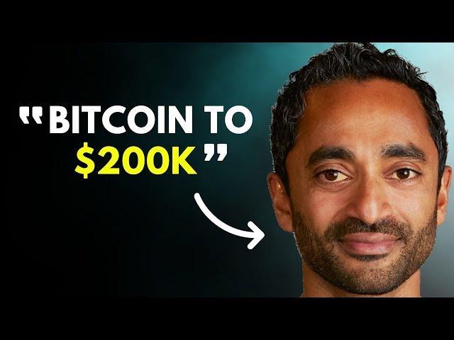 Chamath: THIS Is Why Bitcoin Will Hit $200k