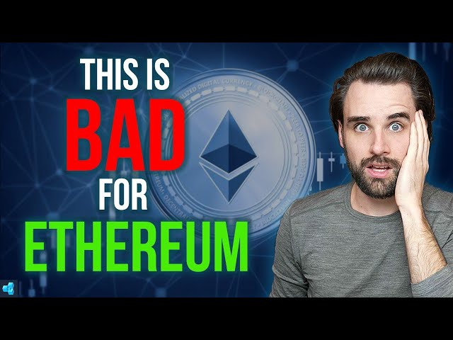 This is BAD for Ethereum!!! #Ethereum #ETH