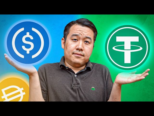 USDT vs USDC vs DAI – Which stablecoin should YOU use in … #Tether #USDT
