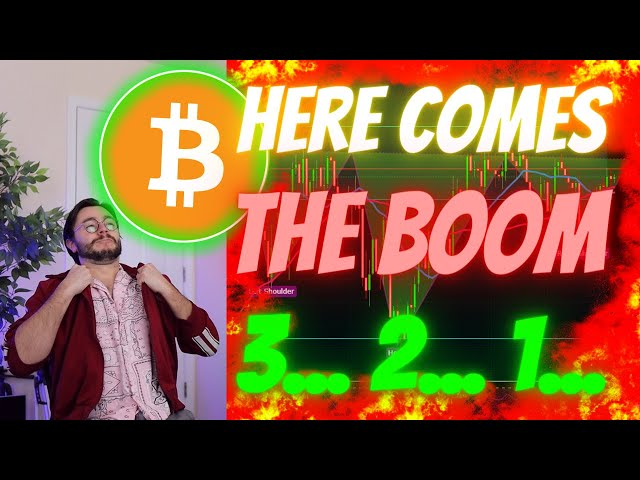 BITCOIN SET TO *BLAST* BEFORE ONE OF THE BIGGEST LISTINGS… #Bitcoin #BTC
