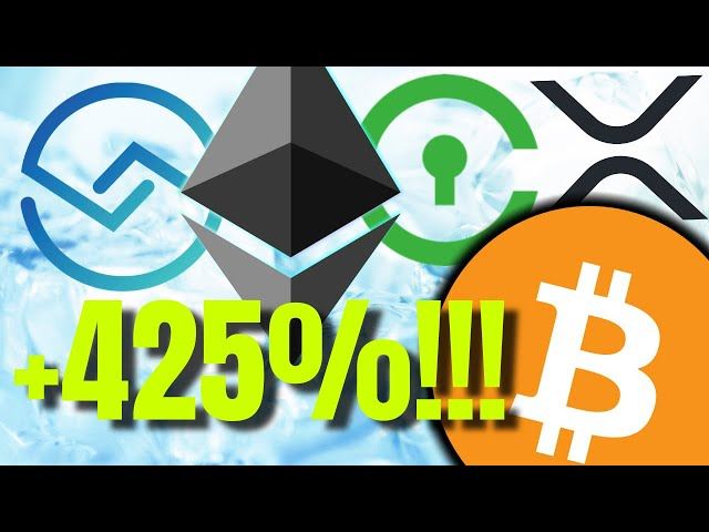 Bitcoin, Ethereum and XRP Price Predictions   Hot New Crypto Trades +425%