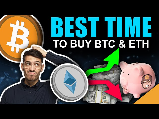 #Ethereum #ETH Best Time To Buy Bitcoin & Ethereum for 2020 Bull Run