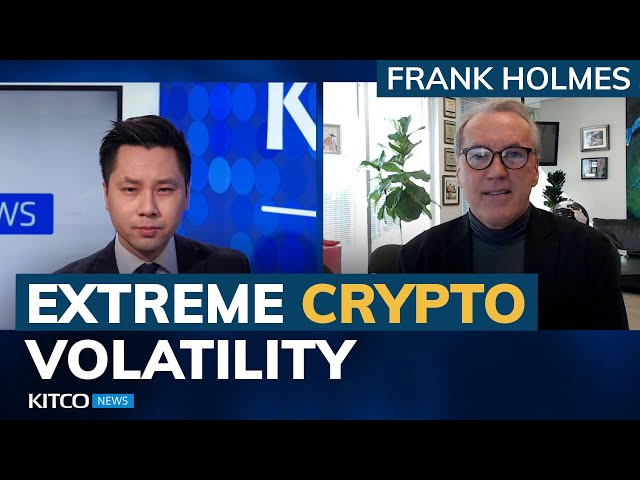 Ethereum, Bitcoin, take huge price hits; should you be worried? Frank Holmes dissects market