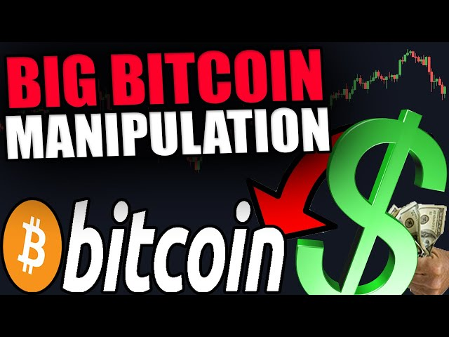 BITCOIN WARNING! WATCH THIS BEFORE YOU SELL! *They Are Tr… #Bitcoin #BTC