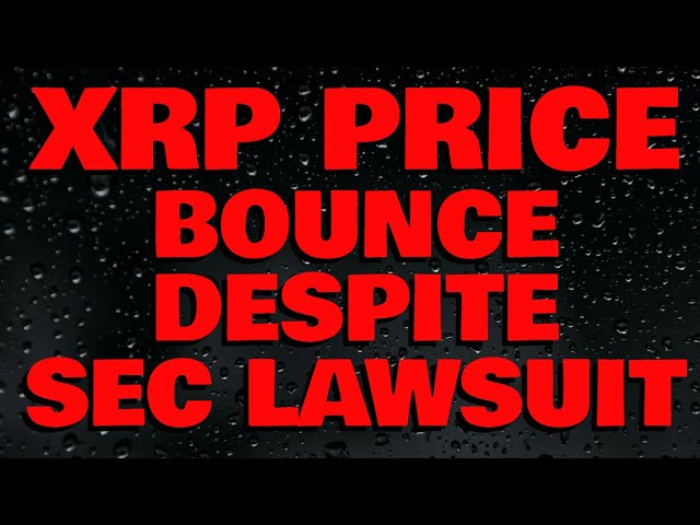 Despite SEC Lawsuit Against Ripple, XRP Price HINGES On Bitcoin: Analyst