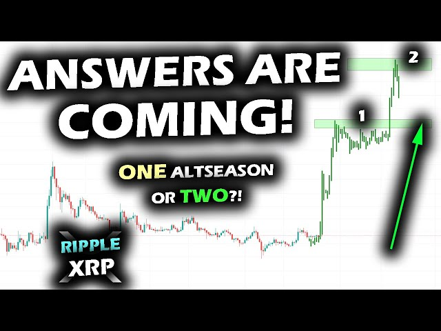 #Ripple #XRP THE BIG DECISION for Multiple Alt Seasons Approaches for Ripple XRP Price Chart as Bitcoin Surges