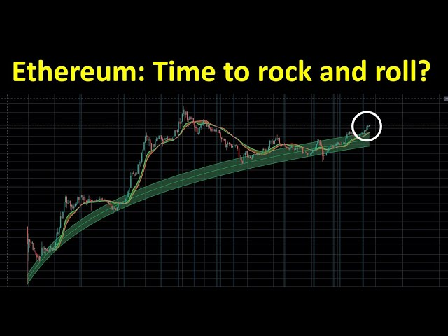 #Ethereum #ETH Ethereum: Time to rock and roll?