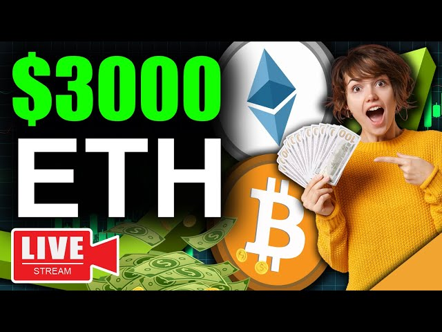 Ethereum To $3000 | Massive Bullish Momentum (Best Alt Se… #Ethereum #ETH