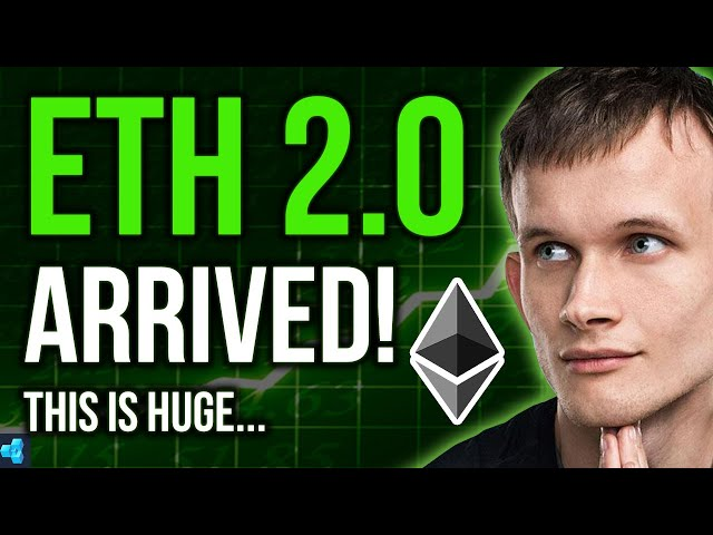 #Ethereum #ETH ETHEREUM 2.0 LAUNCHES NOW: THIS IS HUGE!!!