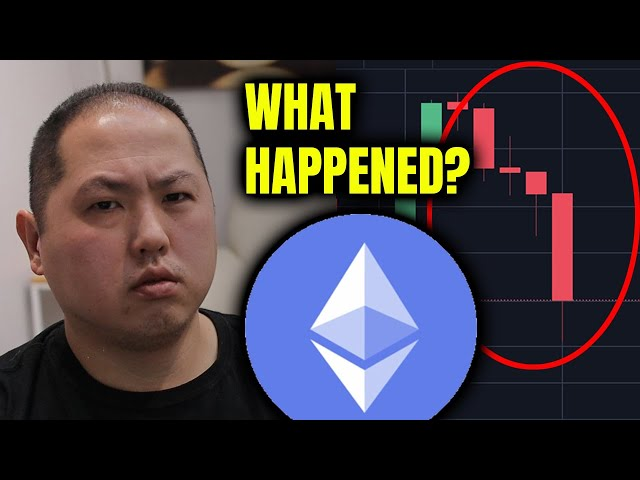 WHAT HAPPENED TO THE ETHEREUM RALLY?? #Ethereum #ETH
