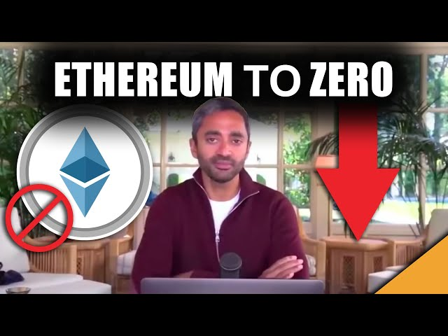 Chamath Palihapitiya Warns ETH Holders! (Ethereum to ZERO!) #Ethereum #ETH