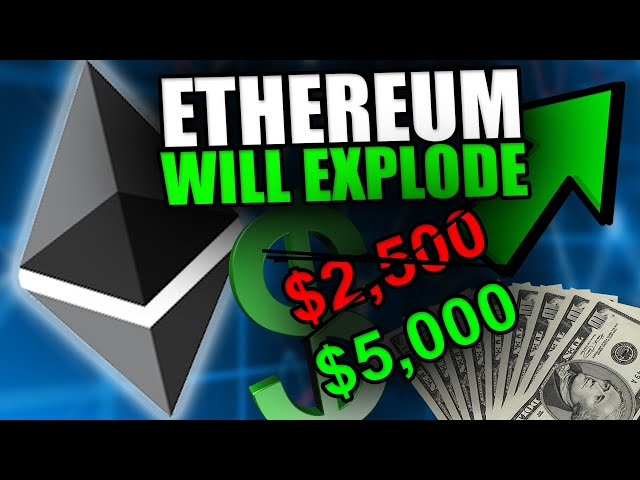 Why Ethereum Will EXPLODE The Next Couple Of Months [$5,0… #Ethereum #ETH