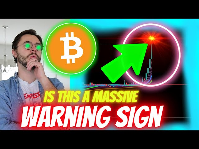 IS THIS A WARNING SIGN?? - BITCOIN MORE BULLISH THAN EVER BUT WE CAN'T IGNORE THIS!! [ DOGECOIN = ?]