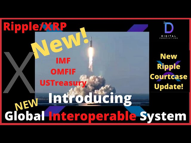 #Ripple #XRP Ripple/XRP-The NEW Global Interoperable System,New Ripple Lawsuit Update!