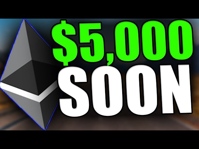 Ethereum About To EXPLODE To $5,000 [Which Is A Low Target...]