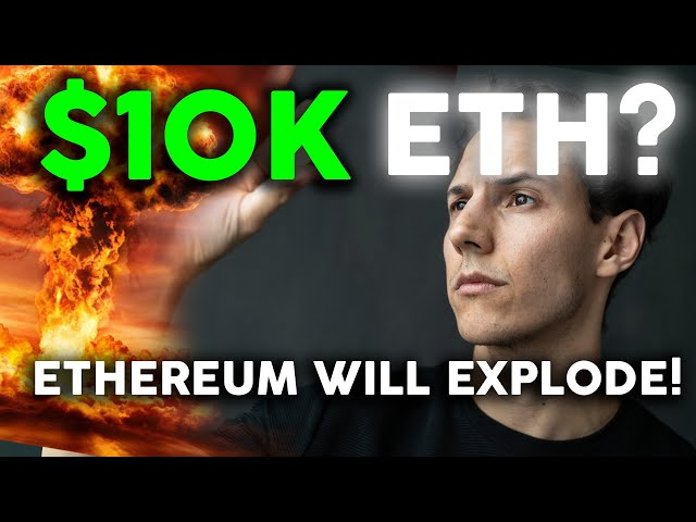 Ethereum to reach $10k? ETH IS SET TO EXPLODE IN THE NEXT… #Ethereum #ETH