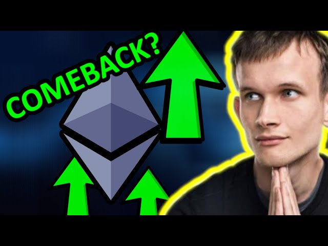 #Ethereum #ETH ETHEREUM TODAY!!!! Ethereum Technical Analysis  Ethereum Price Prediction – [comeback…?!]