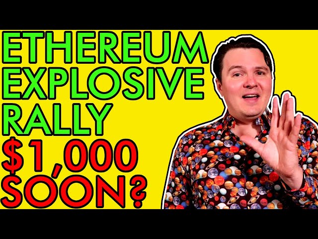#Ethereum #ETH ETHEREUM READY FOR EXPLOSIVE PRICE RALLY! DECEMBER 1st WILL BE INSANE! [ETH Holders Must See This!]