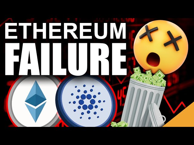Ethereum MOST EPIC FAILURE (Is 2021 Time to Trade ETH for… #Ethereum #ETH