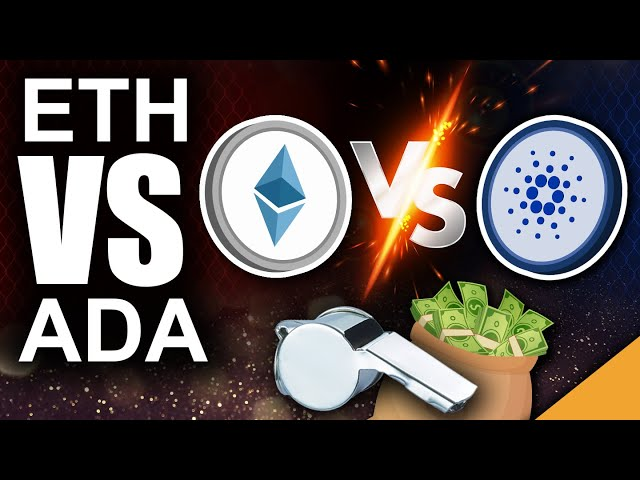 Cardano to KNOCKOUT Ethereum in 2021 (Best ADA vs ETH ana… #ETH