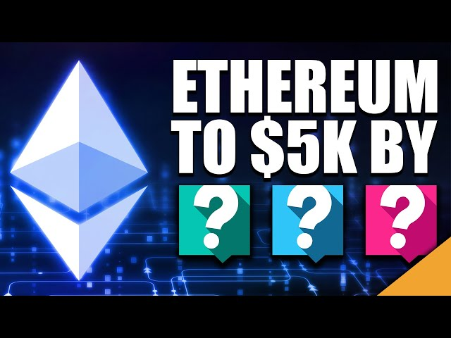 Ethereum SMASHING $5k By THIS DATE (Best ETH Analysis) #Ethereum #ETH