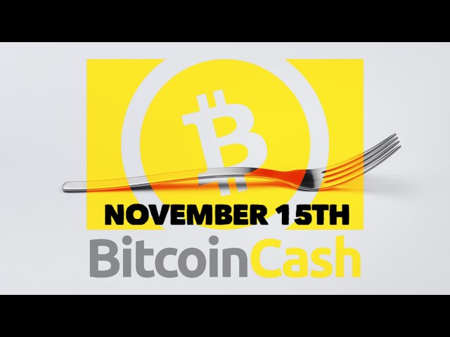 BitCoin Cash (BCH) is Hard Forking Into BitcoinABC