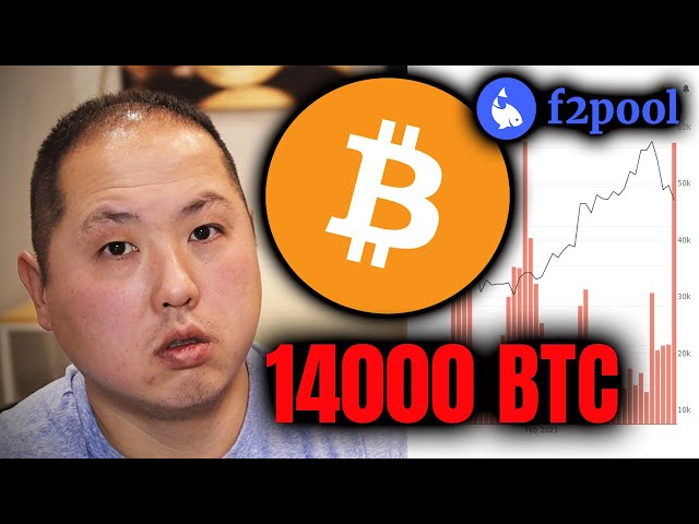 BITCOIN DUMP CAUSED BY 14000 BTC!!! IS THE END NEAR???