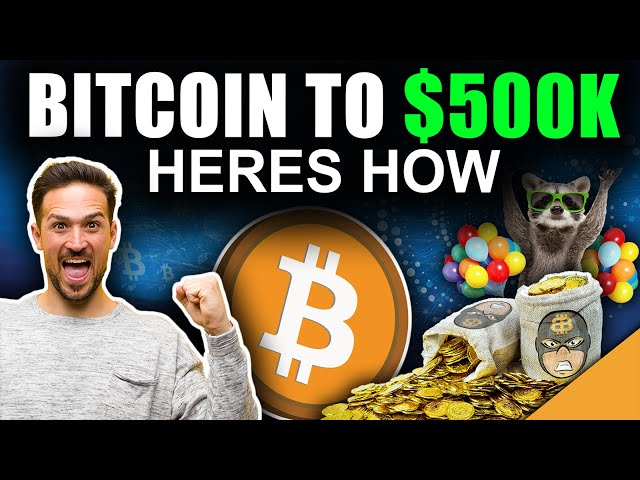 #Bitcoin #BTC Bitcoin Bull Run to End ALL Bull Runs Max Target $500k