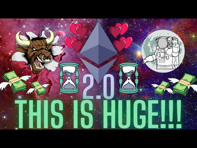 #Ethereum #ETH Ethereum ETH 2.0 Will Be Huge!!! Price Predictions, ETH 2.0 Implications Explained & More!!!
