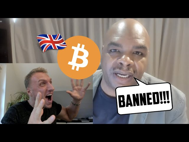 #Bitcoin #BTC BREAKING!!!!! BITCOIN TRADING JUST GOT BANNED BY THE U.K!!!!!!!!!!!!!!!!!! [next CRAZY move..]