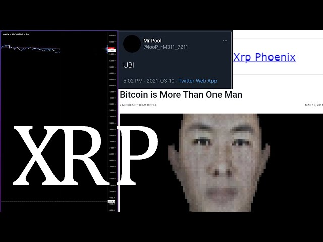Ripple XRP IT CAN HAPPEN ANY SECOND NOW!!!